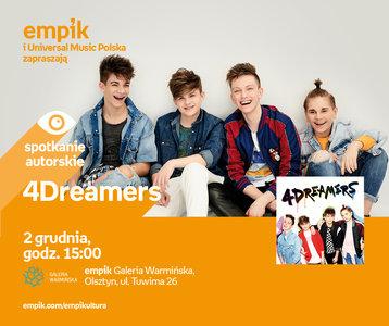 4Dreamers | Empik Galeria Warmińska
