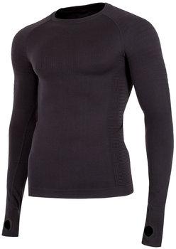 4F, Bluza termoaktywna, H4Z19-BIMB004G 20S, czarny, rozmiar L/XL-4F