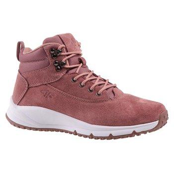 4F, Buty zimowe damskie, Urban Hiker, D4Z20-OBDH200 56S, różowy, rozmiar 39-4F