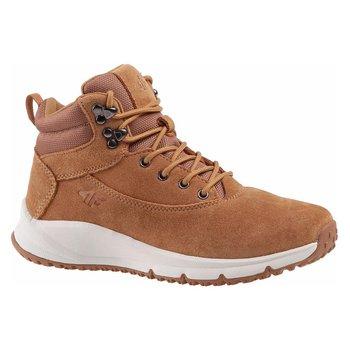 4F, Buty zimowe damskie, Urban Hiker, D4Z20-OBDH200 82S, brązowy, rozmiar 37-4F