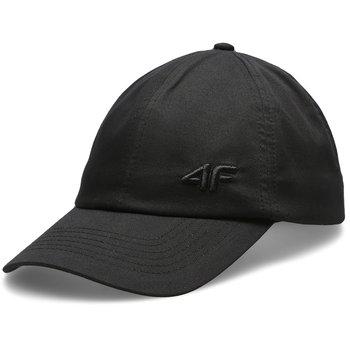 4F, Czapka z daszkiem, H4L20-CAM008 20S, czarny, rozmiar L/XL-4F