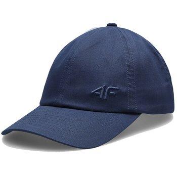 4F, Czapka z daszkiem, H4L20-CAM008 33S, niebieski, rozmiar S/M-4F