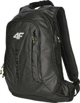 4F, Plecak, H4L20-PCU005 20S, czarny, 15l-4F
