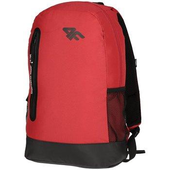 4F, Plecak sportowy, H4Z19-PCU060 20S, czerwony, 25l-4F