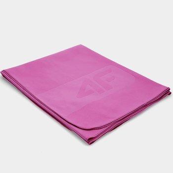 4F, Ręcznik szybkoschnący, H4L21-RECU001 55S, różowy, 130x80cm-4F