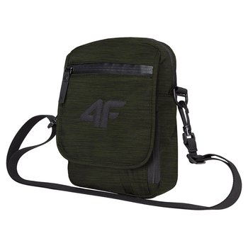 4F, Saszetka na ramię, H4L19-TRU001 43M, zielony-4F