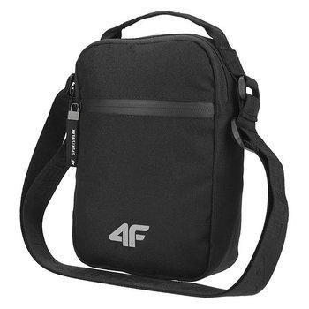 4F, Saszetka na ramię, H4Z19-TRU061, czarny,  24x7x17cm-4F