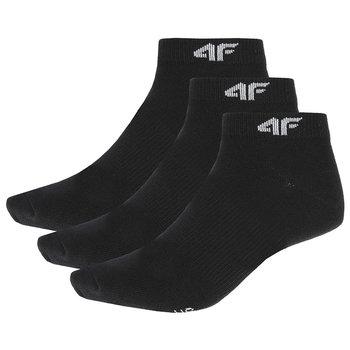 4F, Skarpety męskie, H4Z19-SOM001 20S, czarny, rozmiar 39/42-4F