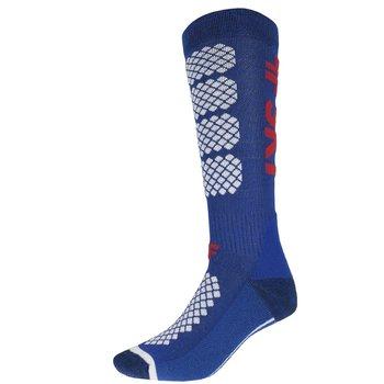 4F, Skarpety narciarskie, H4Z19-SODN004 36S, niebieski, rozmiar 39/42-4F