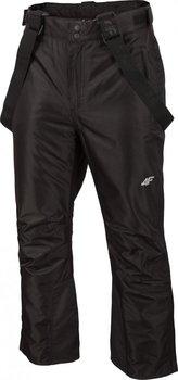 4F, Spodnie narciarskie, H4Z19-SPMN001 20S, czarne, rozmiar L-4F