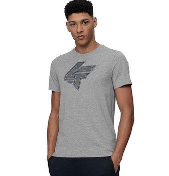 4F, T-shirt męski, H4L21-TSM010 25M, rozmiar M-4F