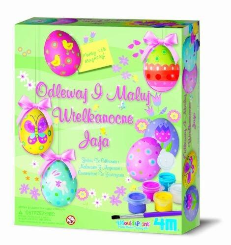 4M, zestaw kreatywny Ozdoby Wielkanocne - 4M