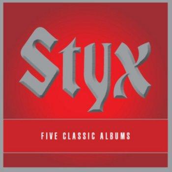 5 Classic Albums-Styx