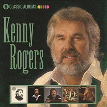 5 Classic Albums-Rogers Kenny