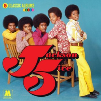5 Classic Albums-The Jackson 5