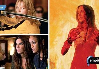 5 filmów o zemście kobiet