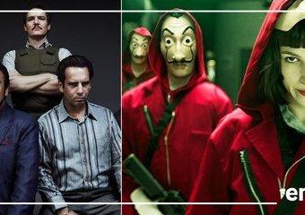 5 najlepszych hiszpańskojęzycznych seriali