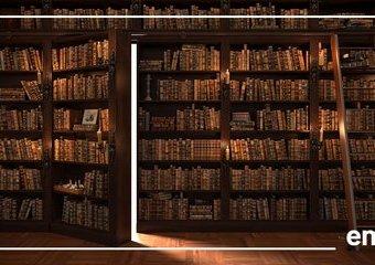 5 Nawiedzonych bibliotek