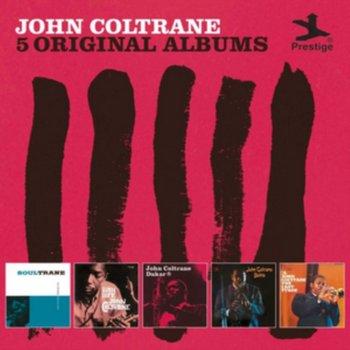 5 Original Albums: John Coltrane-Coltrane John