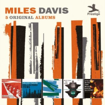 5 Original Albums: Miles Davis-Davis Miles