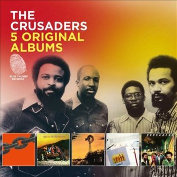 5 Original Albums - The Crusaders