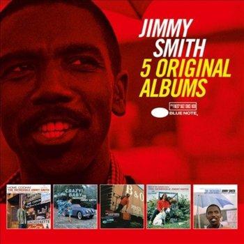 5 Original Albums-Jimmy Smith