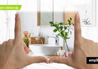 5 sposobów na metamorfozę łazienki tanim kosztem — odświeżenie wystroju łazienki w kilku krokach!