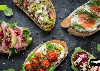 5 zachwycających kanapek