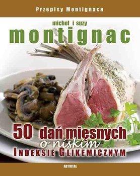 50 dań mięsnych o niskim indeksie glikemicznym-Montignac Michel