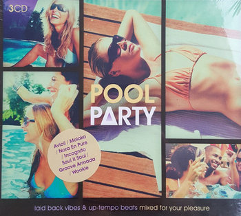50 Hits Pool Party-Moloko, Avicii, Incognito, Groove Armada, 10 CC, Summer Donna, Morel George, Rivera Sandy, Soul II Soul, Murphy Roisin, Earth, Wind and Fire, Kool & The Gang