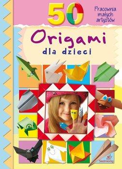 50 origami dla dzieci-Grabowska-Piątek Marcelina