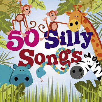 50 Silly Songs - The Countdown Kids