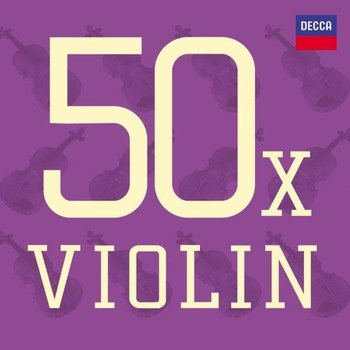 50 x Violin - Various Artists
