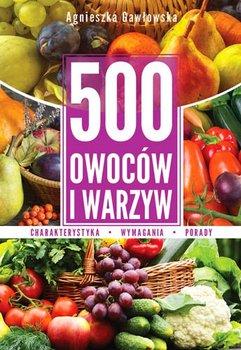 500 owoców i warzyw                      (ebook)