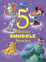 5MINUTE SNUGGLE STORIES-Disney Book Group