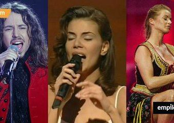 7 najlepszych reprezentantów Polski na Eurowizji