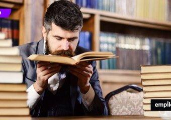 7 objawów, po których poznasz nałogowego czytelnika