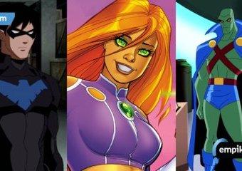 7 postaci DC, które zasługują na własny film
