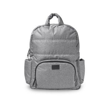 7AM, Plecak BackPack, BK718, Heather Grey-7 A.M. Enfant