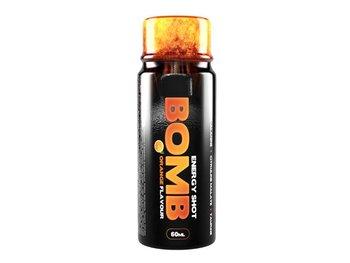 7Nutrition, Boostery treningowe, Bomb Energy Shot, 60 ml, pomarańcza-7Nutrition