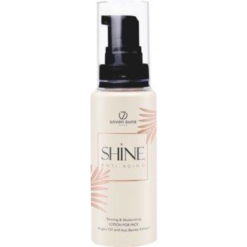 7suns, Shine, serum do opalania twarzy, 50 ml-inna