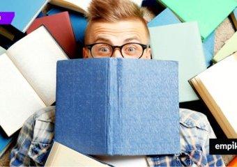 8 najdziwniejszych nawyków związanych z czytaniem książek. Też tak macie?