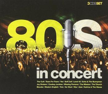 80's In Concert-Joy Division, The Cult, Yes, Gary Numan, The Stranglers, Asia, Killing Joke, Osbourne Ozzy