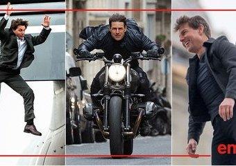 9 niezwykłych kaskaderskich wyczynów Toma Cruise'a