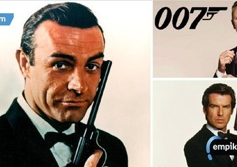 90. urodziny Seana Connery'ego. Kto był najlepszym Bondem w historii?