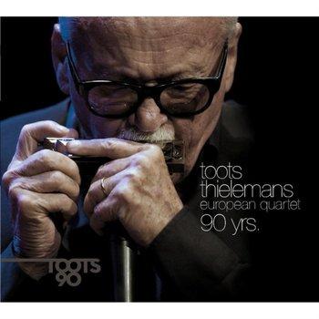 90 Yrs-Toots Thielemans European Quartet
