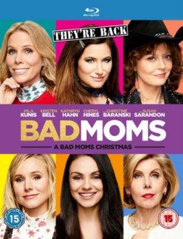 A Bad Moms Christmas (brak polskiej wersji językowej)-Lucas Jon, Moore Scott
