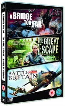 A Bridge Too Far/The Great Escape/Battle of Britain (brak polskiej wersji językowej)-Hamilton Guy, Sturges John, Attenborough Richard