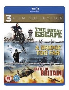 A Bridge Too Far/The Great Escape/Battle of Britain (brak polskiej wersji językowej)-Sturges John, Hamilton Guy, Attenborough Richard