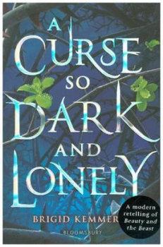 A Curse So Dark and Lonely-Kemmerer Brigid